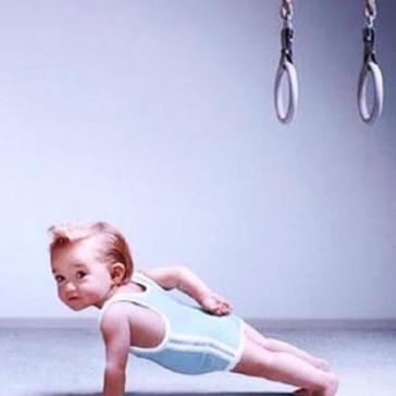 Раннее развитие ребенка