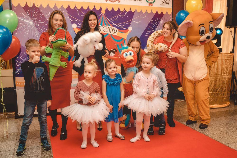 Детский концерт в стиле ЦИРК 30.11.2019 Пушкинский театр