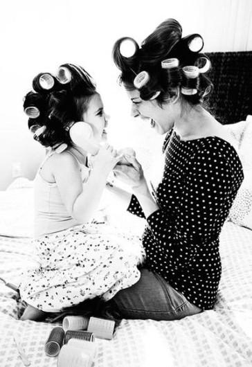 Успеть за 60 секунд: как маме оставаться красивой